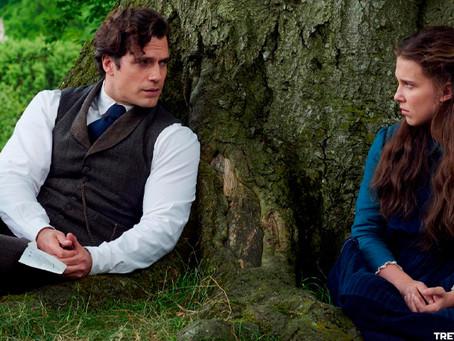 Henry Cavill e Millie Bobby Brown regressam em sequela de Enola Holmes na Netflix