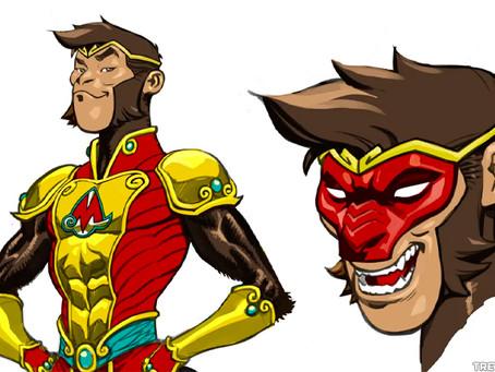 DC apresenta um novo herói