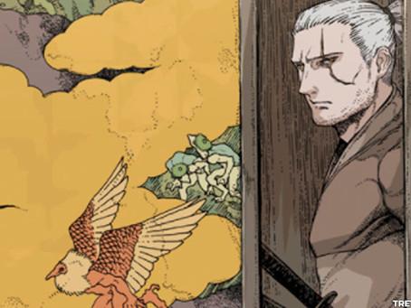The Witcher vai ganhar uma manga baseada na cultura japonesa