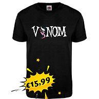 T-Shirt Venom.