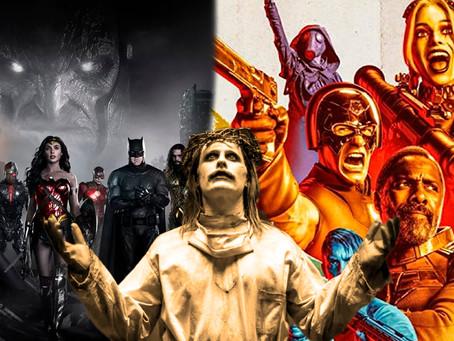 O Esquadrão Suicida está ligado à Liga da Justiça de Zack Snyder?