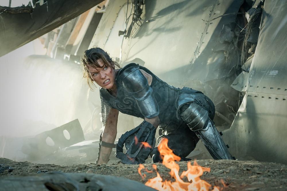 Monster Hunter retirado dos cinemas chineses devido a cena polémica