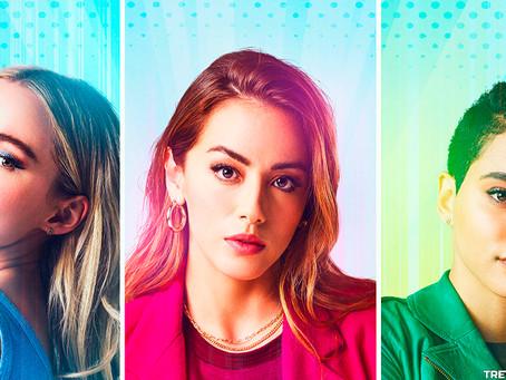 Powerpuff Girls: Primeira imagem do trio revelada