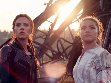 Black Widow: A Melhor Piada do filme foi Improvisada por Florence Pugh