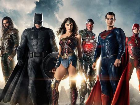 Liga da Justiça: Já se conhecem os títulos dos 6 capítulos do filme