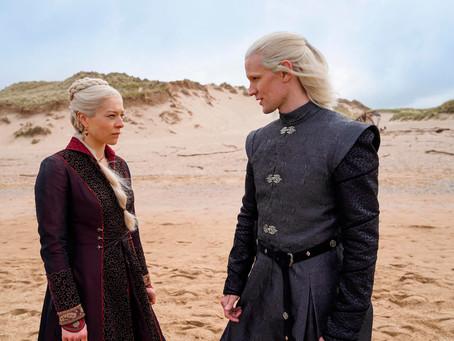 Game of Thrones: House of the Dragon recebe as primeiras imagens oficiais