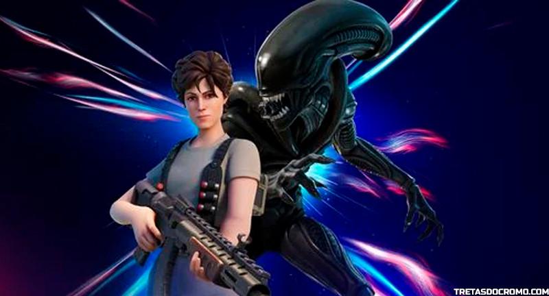 fortnite alien