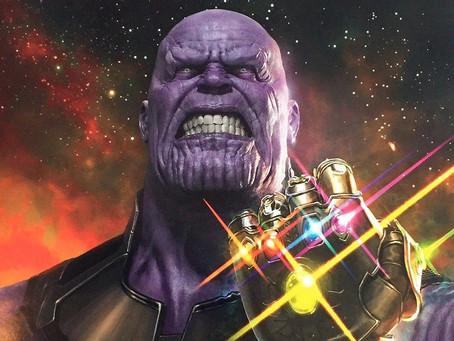 Marvel revela dica sobre Thanos e os Eternals