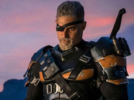 Joe Manganiello regressa como Deathstroke no Snyder Cut