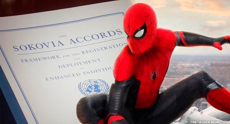 spider man sokovia acords