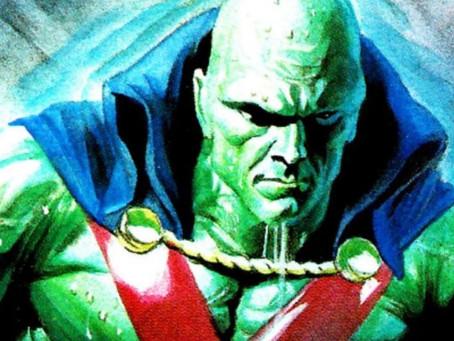 Zack Snyder mostra primeira imagem de Martian Manhunter da Liga da Justiça