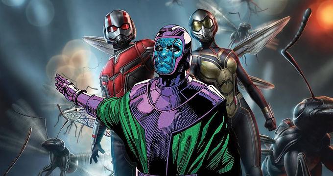 Ant-Man 3: Título explica como Kang The Conqueror entra no MCU