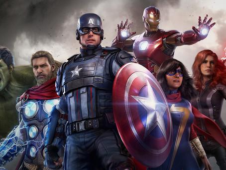 Marvel's Avengers pode vir a contar com a presença de skins de filmes do MCU