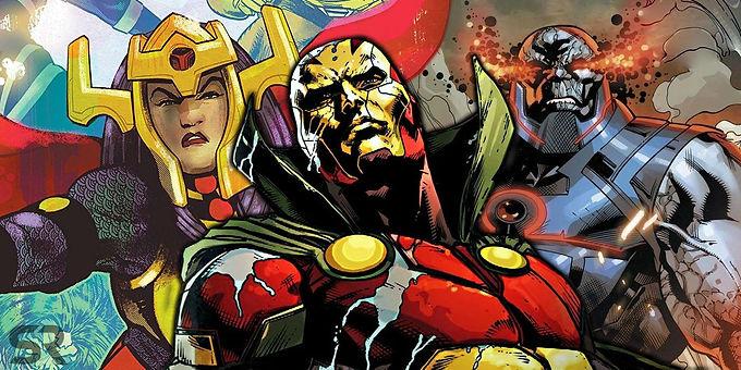 A DC cancela o filme New Gods e o Spinoff de Aquaman, The Trench
