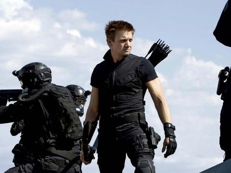 Hawkeye: Jeremy Renner dá a entender que a produção da série já começou