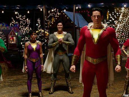 Shazam! A fúria dos Deuses: Ross Butler indica novos fatos para a sequela