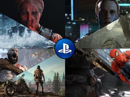 Sony Pictures está a trabalhar em 3 filmes e 7 séries PlayStation