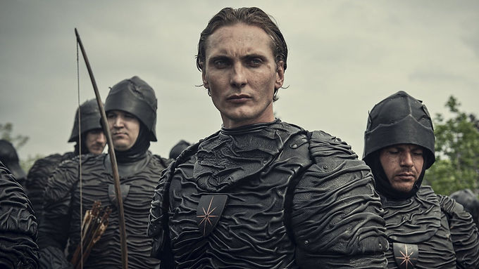The Witcher: Nilfgaard com nova armadura