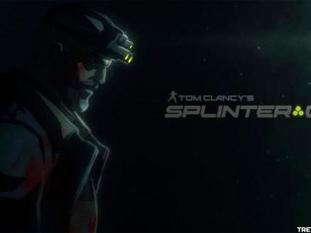 A série anime de Splinter Cell ganha a primeira imagem de Sam Fisher