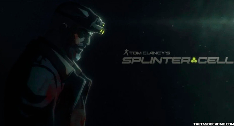 splinter cell netflix