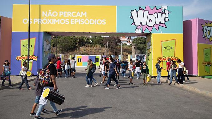 Comic Con Portugal vai realizar-se em dezembro, em Lisboa