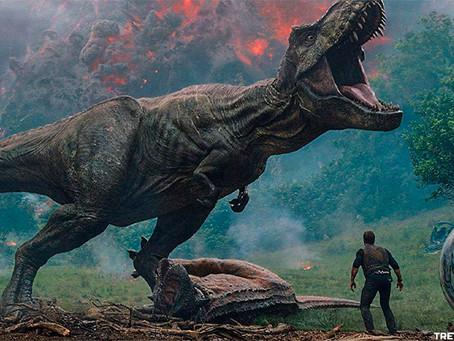 Jurassic World 3 ganha novo poster e volta 65 milhões de anos atrás