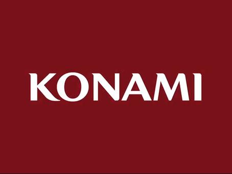 Konami de fora da E3, mas com muitos projetos na manga