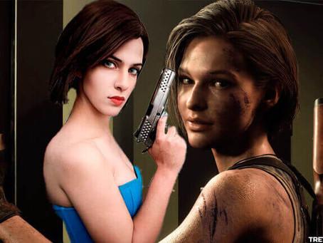 ESPAÇO COSPLAY 🦸🦹 - Jill Valentine de Resident Evil
