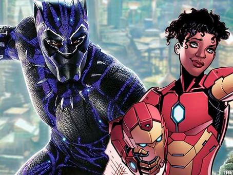 Black Panther 2 vai introduzir Ironheart
