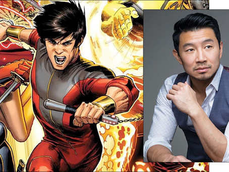 Shang-Chi termina filmagens e Simu Liu deixa mensagem