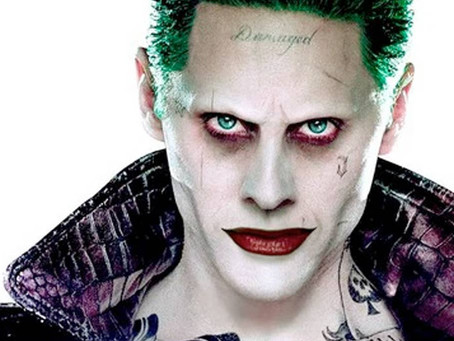 Nova imagem do Joker de Jared Leto partilhada pelo director de Suicide Squad