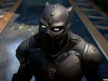 O actor que dá a voz a Kratos interpretará Pantera Negra em Marvel's Avengers