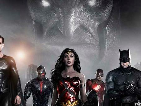 A Warner Bros. não tem interesse em promover a venda do Blu-Ray da Liga da Justiça de Zack Snyder