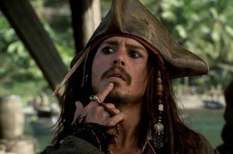 Disney bloqueia o regresso de Johnny Depp a Piratas das Caraíbas
