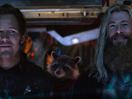 Chris Pratt estará em Thor: Love and Thunder