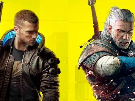 The Witcher e CyberPunk 2077 adiados para 2022 (Próxima Geração)
