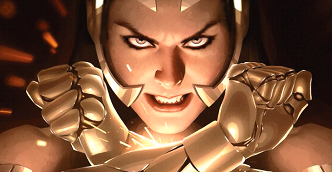 Versão da Marvel de Wonder Woman é uma Rainha Bárbara Maléfica