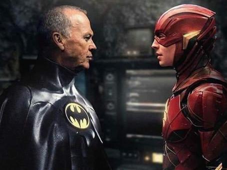 The Flash: Michael Keaton ainda não confirmou se voltará como Batman