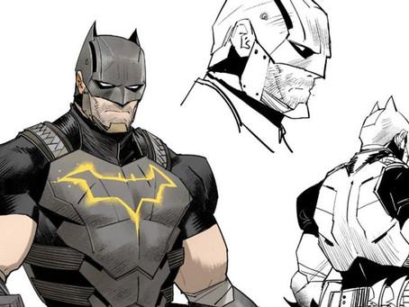 Novo visual do Batman revelado pela DC Comics
