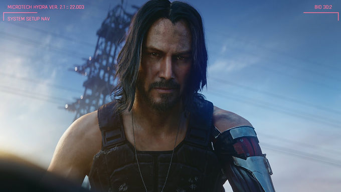 Fã recria Cyberpunk 2077 num trailer de um filme de ação