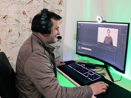 O Director Executivo da Razer comenta o set gaming do Tino de Rans