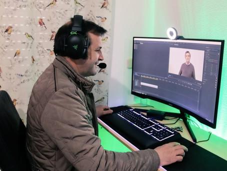 O Director Executivo da Razer comenta o set gaming do Tino de Rans