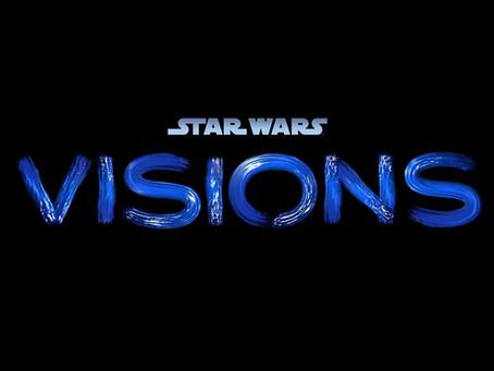 Star Wars: Visions - animação chega à Disney Plus