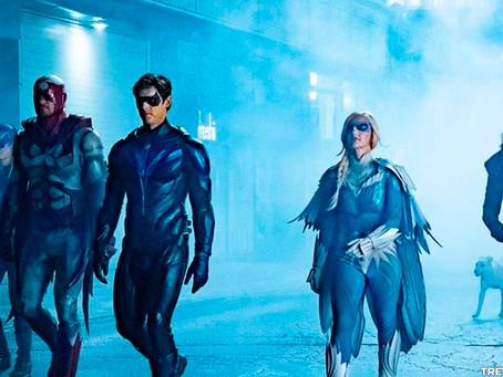 Titans: 1º imagem de Tim Drake para a 3º temporada
