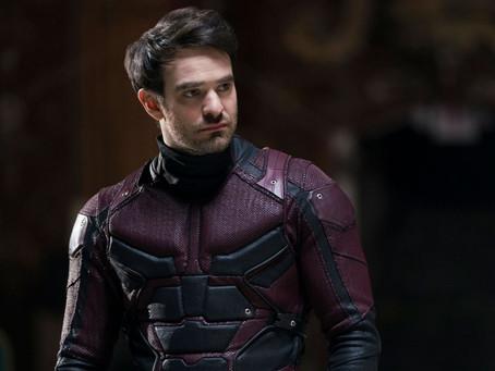 Daredevil nas filmagens de Spider-Man 3