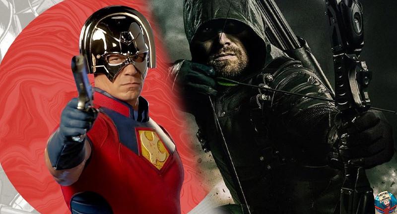 James Gunn nega que Green Arrow estará na série de Peacemaker