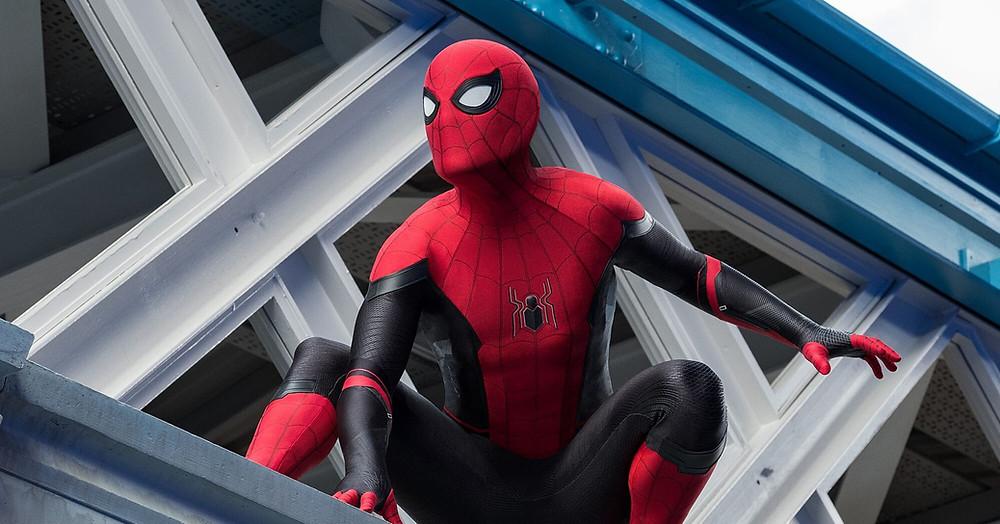 spider-man de tom holland