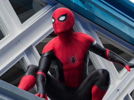 Spider-Man 3: Tom Holland confirma o início das gravações
