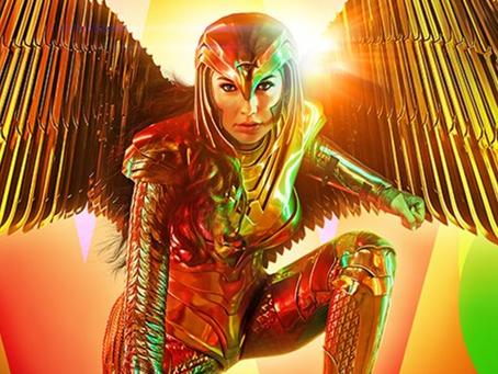 Mulher-Maravilha 1984 é o filme da DC com o valor mais baixo no IMDB