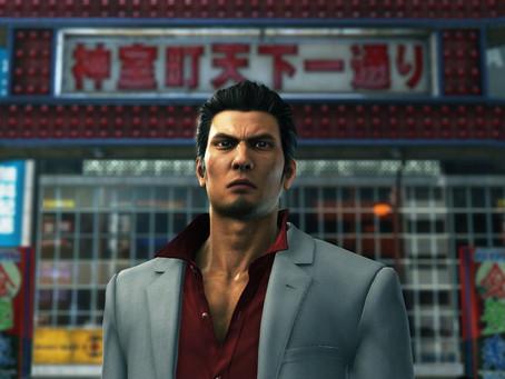 Série Yakuza já vendeu mais de 14 milhões de cópias